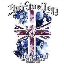 Black Stone Cherry: Thank You - Livin' Live - Birmingham, UK  Like New DVD