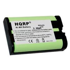 HQRP Batería 3.6V para Panasonic KX-TG6054B / KX-TG6071 / KX-TG6071M / KX-TG6072
