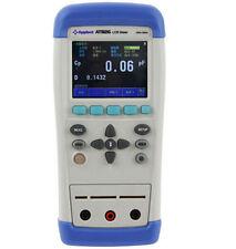 Handheld Lcr Meter Esr Tester Usb Digital Lcd Display With 2 Test Fixture At826