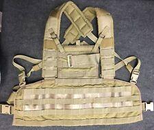 Eagle Industries Rhodesian Recon Vest, Army Khaki, Tactical Vest, USGI SFLCS L8C