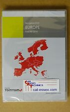 Navigation DVD Europe, Turkey Ford NX 2016 by Tom Tom NEW UN-OPENED.