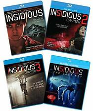 Insidious Anthology: Complete Blu-ray Horror Collection (Insidious / Insidious:
