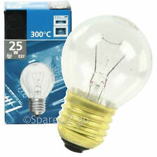 E27 ES 25W Lamp Light Bulb for JOHN LEWIS Oven Cooker 300º Heat Resistant