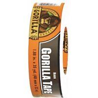GORILLA TAPE 6035062 Duct Tape,2 In x 35 yd,17 mil,Black