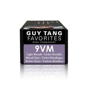 Kenra Demi-Perm Guy Tang  9VM Light Blonde -Violet Metallic