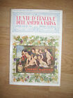 RIVISTA LE VIE D'ITALIA E DELL'AMERICA LATINA - N.6 1929 GIUGNO - (OK3)