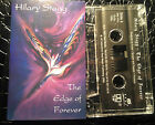 HILARY STAGG CASSETTE TAPE THE EDGE OF FOREVER 1993 MADE IN USA