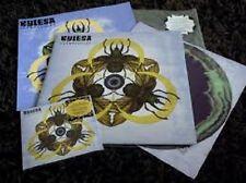 KYLESA ULTRAVIOLET COLORED 2LP 150 COPIES + CD + HAND-CRAFTED SILKSCREEN PRINT
