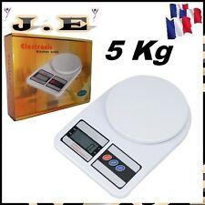 Balance De Cuisine Digitale Electronique De Precision De 0 - 5 KG