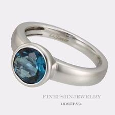 Authentic Ti Sento Milano Sterling Silver Solitare Ring Size 6 Euro 52 1616TP/52