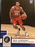 Ben Simmons 2016-17 Panini Excalibur #134 Rookie Card RC Philadelphia 76ers