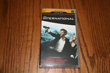 The International Clive Owen / Naomi Watts UMD Video for PSP NEW
