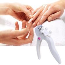 Nail Art Edge Clipper Cutter Gel Tips U shape Trimmer Manicure Tool