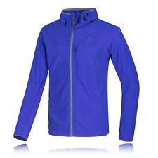 adidas Fleece Zip Hooded Coats & Jackets for Men