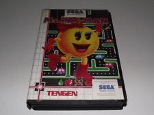 Ms Pac Man Sega Master System PAL Preloved *No Manual*