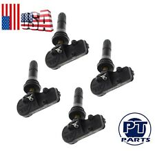 4 pc Tire Pressure Sensors For Ford Motorcraft Escape Expedition Explorer Fiesta