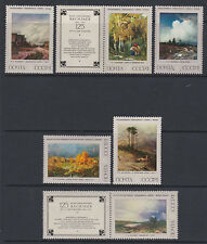 Russia - 1975 - SG4457/62  - 125th Birth Anniv of F A Vasilev - MNH set of 6
