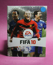 INSTRUCTION BOOKLET/MANUAL ONLY FOR FIFA 10 PS3 (NO GAME) 😎OZ SELLER😎 !!!