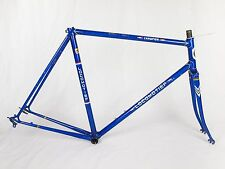 Very RARE Locomotief CHAMPION quadro Set 58 cm | Frame Set | Dutch Road Classic