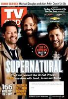 COLLECTIBLE TV GUIDE - SUPERNATURAL COVER - FINAL SEASON JARED - JENSEN COVER #1