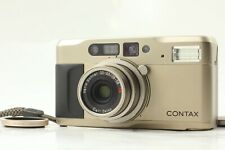 """""""MINT"""" Contax TVS 35mm Point & Shoot Compact Film Camera From JAPAN #975"""