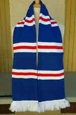 Glasgow Rangers FC Scarf - Scotland Football Soccer