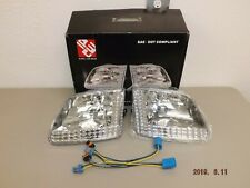 NEW Set IPCW Adjure Crystal Eyes 97-03 Ford Pickup, 97-02 Expedition Headlights