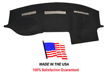 2009-2015 Dodge Ram Pick-Up 1500 Black Dash Cover Mat Pad Carpet DO68-5