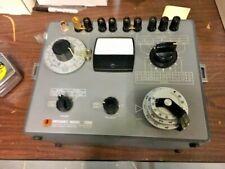 737022 Impedance Bridge 250de Tester Esi Null