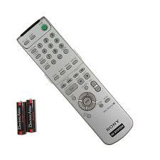 SONY RM-SS300 AV SYSTEM DAV-L8100SS DAV-S300 HCD-S300 Remote Control