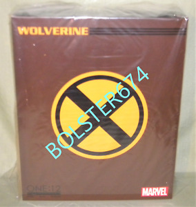WOLVERINE One:12 Collective Action Figure MEZCO TOYZ Marvel Logan X-Men