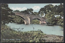 Yorkshire Postcard - The Old Bridge, Ilkley    RS3459