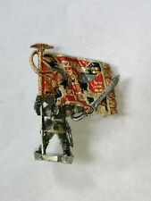 Warhammer 40k WELL Painted Kell Astra Militarum Colour Sergeant Metal Figurine