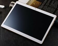 "10 ZOLL TABLET PC 48GB 3G QUAD CORE IPS HD DUAL SIM GPS NAVI ANDROID [9.6""] B-W"