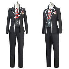 Nuevo Azul Exorcista Rin Okumura Ao no uniforme escolar Traje de Disfraz de Utilería