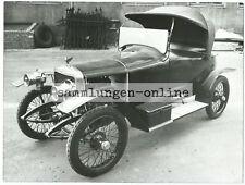ADLER Typ K BJ 1912 Pressefoto Foto  Automobil Oldtimer Auto Photograph Photo