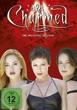 6 DVDs *  CHARMED - KOMPLETT SEASON / STAFFEL 6 - MB  # NEU OVP +