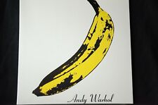 "The Velvet Underground & Nico + insert 12"" vinyl LP New"