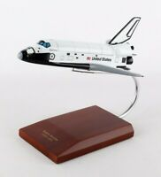 NASA US Space Shuttle Columbia Orbiter Desk Display Spacecraft 1/200 ES Model