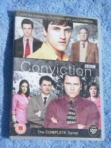 Conviction The Complete Series (2DVD)