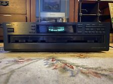 New listing Onkyo Dx-C380 6 Disc Carousel Cd Player, Tested & Works