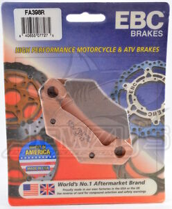 EBC Sintered Rear Brake Pads for Can-Am DS 450/X 2008-2012