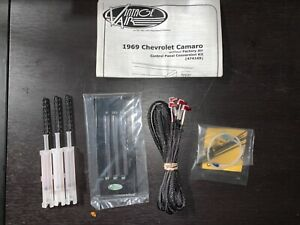 1969 Chevy Camaro Vintage Air Control Panel Conversion Kit