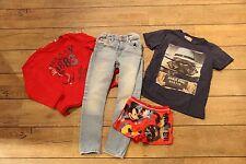Kleiderpaket für Jungen, Gr. 116-122, Marines, Zara,H&M