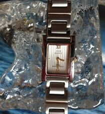 GORGEOUS ANNE KLEIN II LADIES DESIGNER WATCH*New Battery fitted