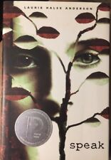 Speak by L. Anderson and Laurie Halse Anderson (1999, Hardcover)