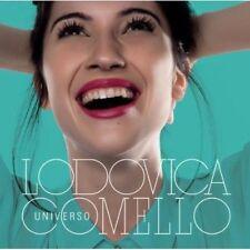 LODOVICA COMELLO UNIVERSO BRAND NEW SEALED CD 2013 VIOLETTA