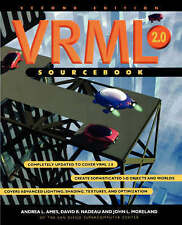 VRML 2.0 2E W/CD (On-Line) (Computer Science), L. Ames, Andrea, Used; Good Book