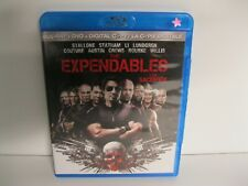 The Expendables bluray movie