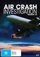Air Crash Investigations - Season 18 : NEW DVD